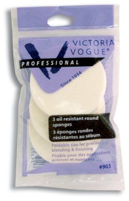 Victoria Vogue Prof conntour shaped buffed rounds