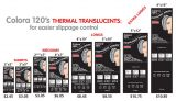 Colora 120s Thermal Translucents
