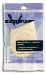 Victoria Vogue Naturally Shaped Cellulose Sponge