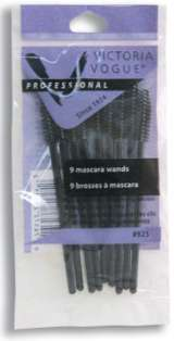 "Victoria Vogue 4"" Tapered Mascara Wands"